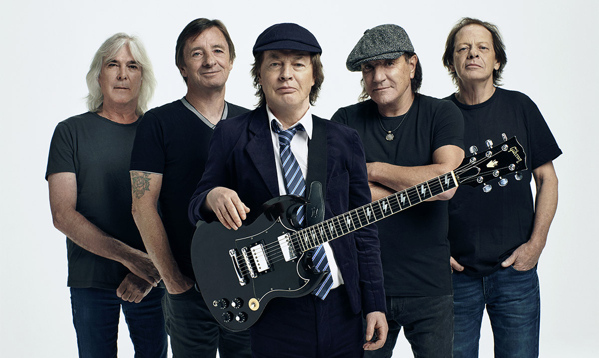 Singlom Shot in the Dark AC/DC najavili izlazak novog albuma Power Up
