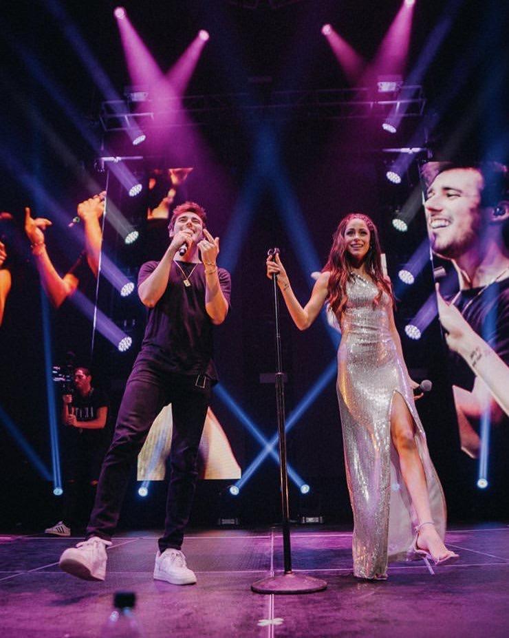 Tini Stoessel i Jorge Blanco pominju Hrvatsku u svojim videima!