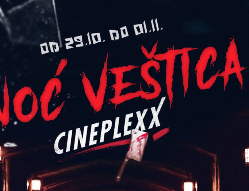 Revija horor filmova u Cineplexx bioskopima od 29. 10. do 1. 11