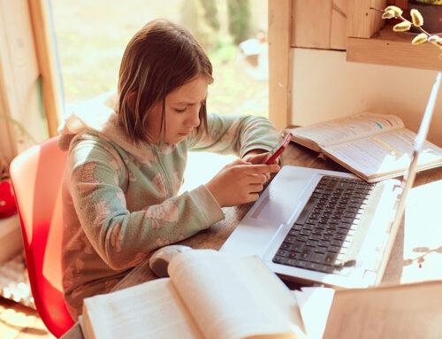 Sredi svoj radni prostor, lakše ćeš učiti