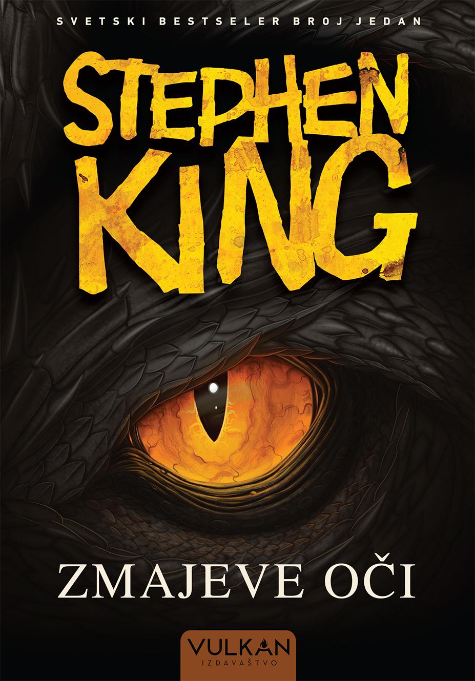 Hit Vulkanovog sajma knjiga: Zmajeve oči iz pera Stivena Kinga
