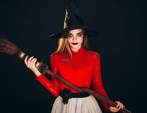 Kreativni kostimi za Noć veštica na TikTok-u
