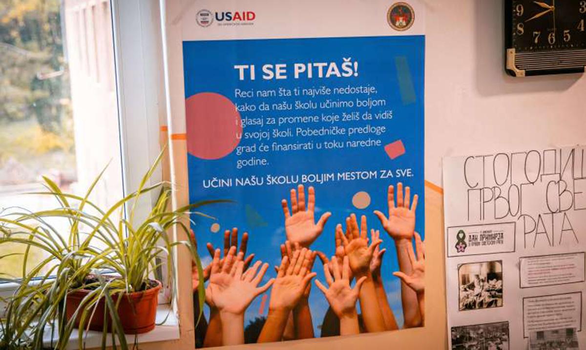 Srednjoškolaci izabrali projekte vredne više od 14 miliona dinara