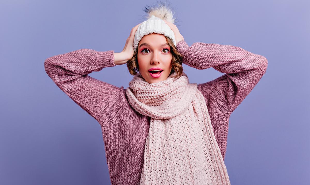 Kosa prolazi kroz promene tokom zime, prilagodite negu