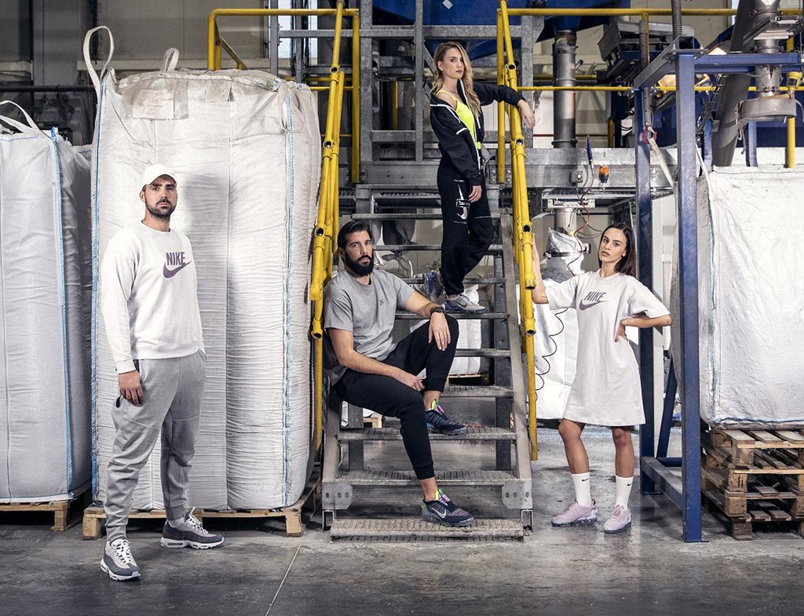 Nike vodi računa o zaštiti životne sredine
