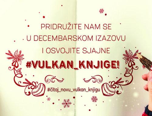 Učestvuj u konkursu Vulkan izdavaštva i osvoj najlepše nagrade!