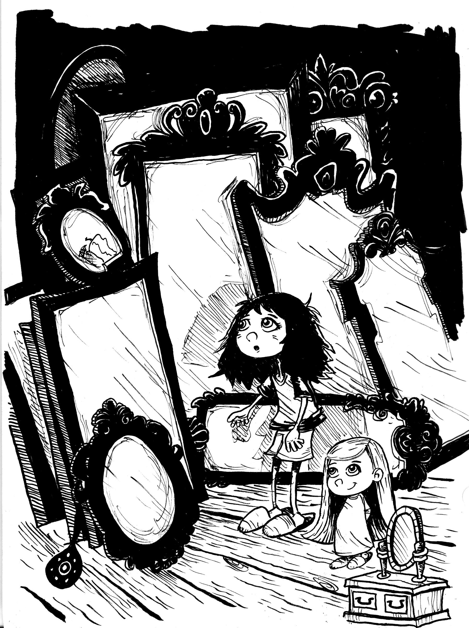 Odiseja i Super Teen predstavljaju i poklanjaju roman Kuća bez ogledala