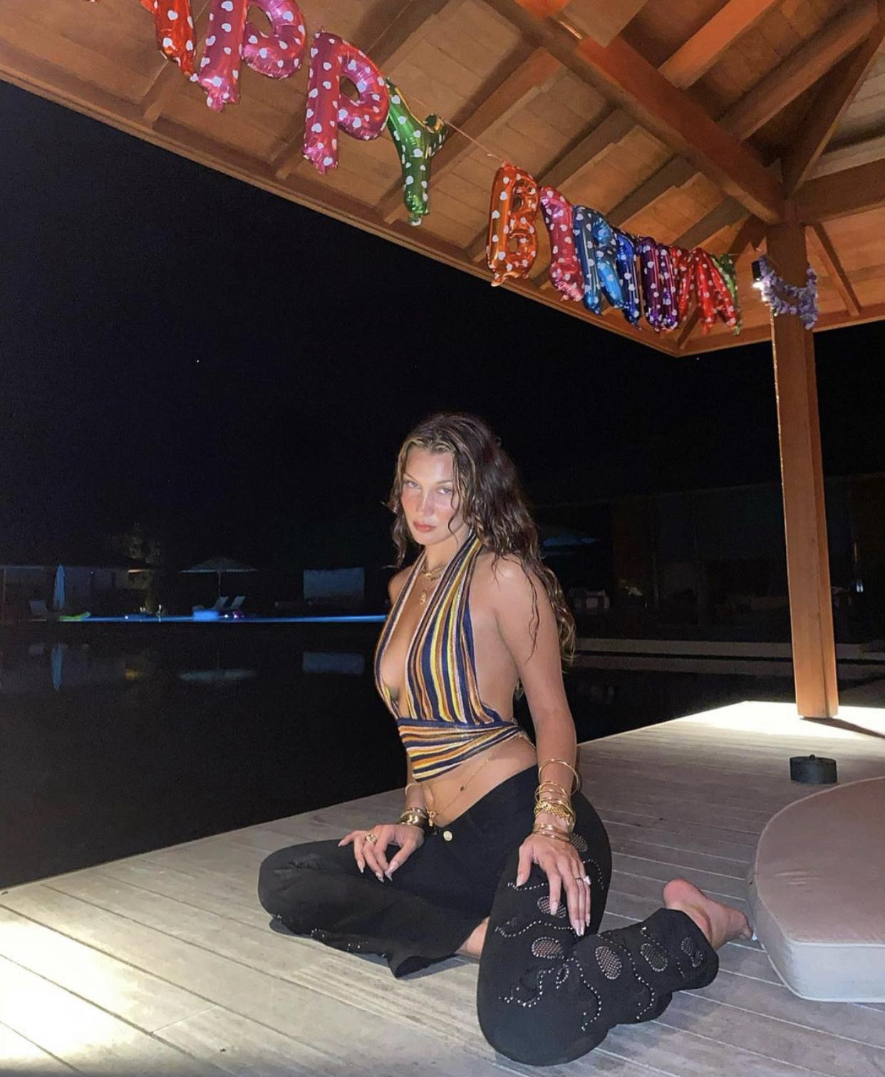 Bella Hadid pokazala svoju novu boju kose