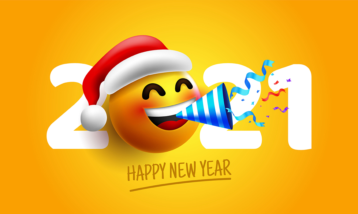 Srećna vam Nova 2021. godina!