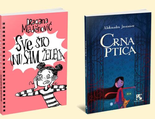 U užem izboru za Nagradu Politikinog Zabavnika dva romana u izdanju Kreativnog centra
