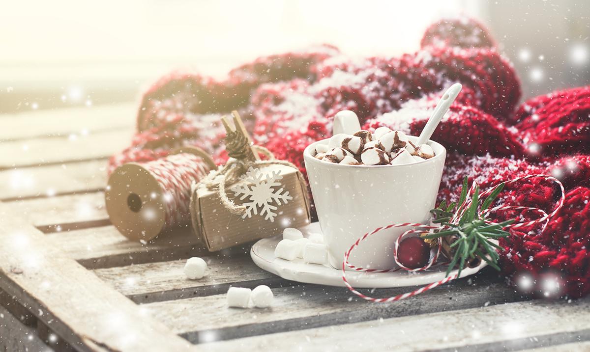 Da li si za šolju ukusne tople čokolade?
